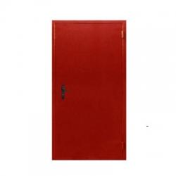 Дверь противопожарная металлическая ДПМ-1 EIS-60 (однополая без остекления)